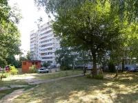 Kazan, Zur uram st, house 10. Apartment house