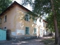 Kazan, Zur uram st, house 22. Apartment house