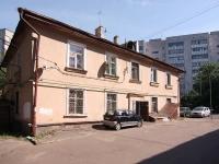 Казань, улица Зур Урам, дом 24. многоквартирный дом