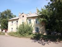 Kazan, Zur uram st, house 30. Apartment house