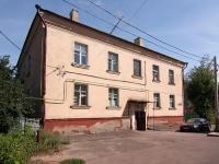Казань, улица Зур Урам, дом 34. многоквартирный дом