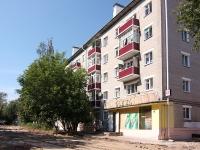 Казань, улица Зур Урам, дом 38. многоквартирный дом
