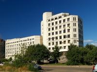 соседний дом: ул. Декабристов, дом 81А. офисное здание