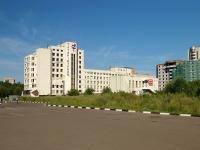 Казань, улица Декабристов, дом 81Б. офисное здание