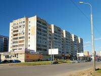 neighbour house: st. Dekabristov, house 83. Apartment house