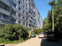 Kazan, Dekabristov st, house 87. Apartment house