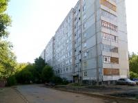 Kazan, Dekabristov st, house 87. Apartment house