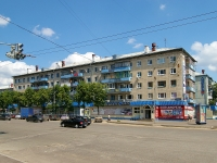 neighbour house: st. Dekabristov, house 100. Apartment house