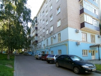 Kazan, Dekabristov st, house 103. Apartment house