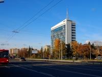 """Казань, улица Декабристов, дом 2. офисное здание АО """"ТАТМЕДИА"""""""