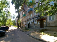 Kazan, Dekabristov st, house 104. Apartment house