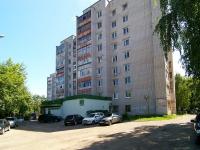 Kazan, Dekabristov st, house 106А. Apartment house