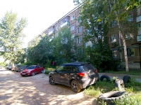 Kazan, Dekabristov st, house 107. Apartment house