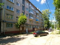 Kazan, Dekabristov st, house 108. Apartment house