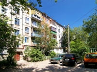 neighbour house: st. Dekabristov, house 110. Apartment house