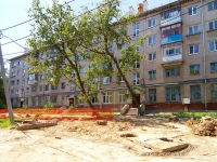 neighbour house: st. Dekabristov, house 114. Apartment house