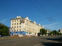 neighbour house: st. Dekabristov, house 117. Apartment house