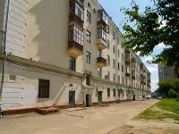 喀山市, Dekabristov st, 房屋 117. 公寓楼