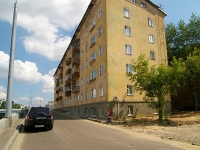neighbour house: st. Dekabristov, house 121. Apartment house