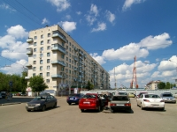 Kazan, Dekabristov st, house 129. Apartment house