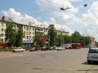 Казань, улица Декабристов, дом 150. многоквартирный дом