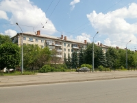 neighbour house: st. Dekabristov, house 154. Apartment house