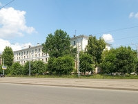 neighbour house: st. Dekabristov, house 156. hostel
