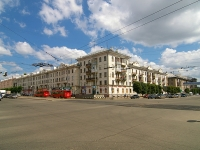 Kazan, Dekabristov st, house 160. Apartment house