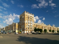 neighbour house: st. Dekabristov, house 164. Apartment house