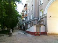 Kazan, Dekabristov st, house 164. Apartment house