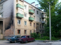 Kazan, Dekabristov st, house 168. Apartment house