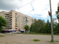Казань, улица Декабристов, дом 178А. многоквартирный дом