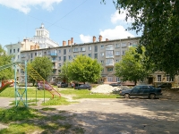 neighbour house: st. Dekabristov, house 181. Apartment house