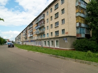 neighbour house: st. Dekabristov, house 182. Apartment house