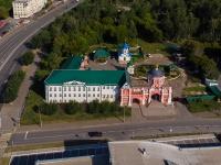 Казань, монастырь Кизический мужской монастырь, улица Декабристов, дом 98