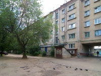 Kazan, Dekabristov st, house 184. Apartment house
