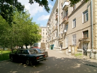 Kazan, Dekabristov st, house 185. Apartment house
