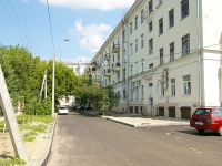 Kazan, Dekabristov st, house 187. Apartment house