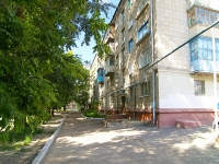 Kazan, Dekabristov st, house 203. Apartment house