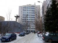 Kazan, Dekabristov st, house 10. Apartment house