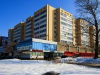 喀山市, Dekabristov st, 房屋 8. 公寓楼