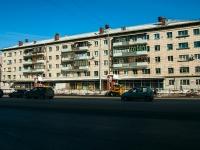 Казань, улица Декабристов, дом 112. многоквартирный дом