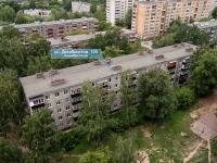 Kazan, Dekabristov st, house 105. Apartment house