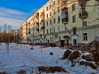 Казань, улица Декабристов, дом 117. многоквартирный дом