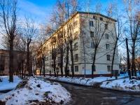 喀山市, Dekabristov st, 房屋 119. 公寓楼
