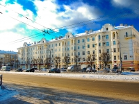 Kazan, Dekabristov st, house 189. Apartment house