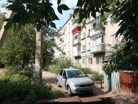 Казань, улица Коллективная, дом 33. многоквартирный дом