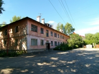neighbour house: st. Bazhenov, house 30. Apartment house