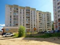 Kazan, Yugo-Zapadnaya 2-ya st, house 35. Apartment house