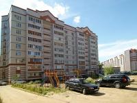 Казань, улица Юго-Западная 2-я, дом 37. многоквартирный дом